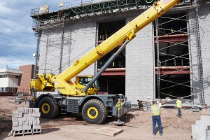 The eighth annual Construction Management & Technology Career Fair will promote construction-related jobs, including construction management, an large component of the New Jamrich construction occurring on campus. (Kristen Koehler NW)