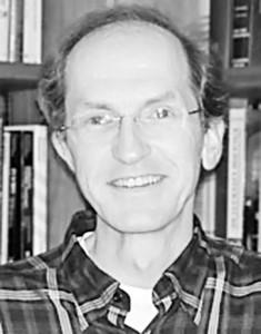 NMU Professor Peter Goodrich