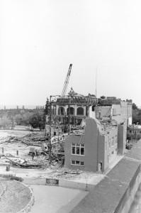 Kaye Hall--Demolition