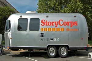 Airstream Historias MobileBooth. (pbs.org)