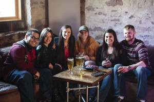 """Young Alumni Ore Dock Event """"Pizza and a Pint"""""""