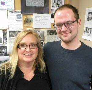 Cheryl Reed, left, and Michael Williams (Photo: Margaret Von Steinen)