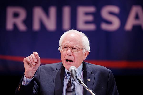 re-Sanders
